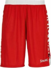 Rode Spalding Short Essential Reversible Short Basketbal