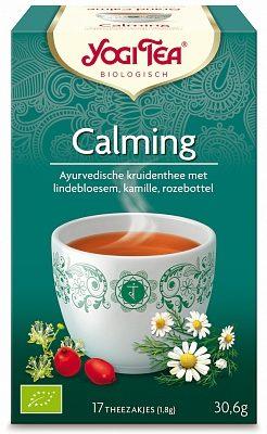 Afbeelding van Yogi Tea Calming 6-pack (6x 17st)