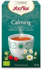 Yogi Tea Calming 6-pack (6x 17st)