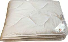 Witte Meisterhome zomerdekbed - 135 x 200 cm. - Leicht