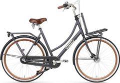 28 Zoll Damen Holland Fahrrad Popal Daily Dutch Prestige... petrol-blau, 57cm