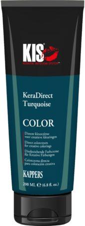 Afbeelding van KIS - Color - KeraDirect - Directe Kleurcrème - Turquoise - 200 ml