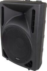 "Zwarte JB Systems PSA-12 Actieve Speaker - 12"" DJ Party Speaker - 200Wrms"