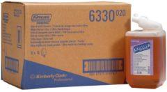 Kimberly & Clark Kleenex navulling voor zeepdispenser Aquarius parfum amber flacon van 1 liter