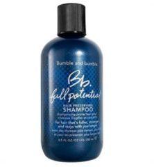 Bumble and bumble Full Potential Hair Preserving Shampoo - vrouwen - Voor Beschadigd haar - 250 ml - vrouwen - Voor Beschadigd haar
