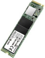 Transcend 110S TS256GMTE110S NVMe/PCIe M.2 SSD 2280 harde schijf 256 GB M.2 NVMe PCIe 3.0 x4