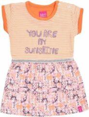 Beebielove Kleedje you are my sunshine (Oranje) - 74