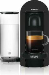 Krups Nespresso YY3922FD koffiezetapparaat Vrijstaand Combinatiekoffiemachine Zwart 1,8 l