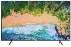Samsung NU7199 LED Fernseher (40/43 Zoll | 4K/Ultra HD | Smart TV | HDR | A) Samsung Schwarz