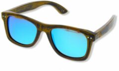 "BEINGBAR Eyewear ""Model 24"" Sustainable Bamboo LIMITED EDITION Sunglasses"