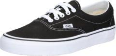 Vans Era Zwart / Wit - Dames en Heren Sneaker - VN000EWZBLK - Maat 44