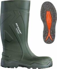 Dunlop Purofort Full Safety C762933.HA - Veiligheidslaarzen - Donkergroen - 44 - S5