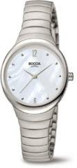 Boccia Titanium 3307.01 horloge Titanium Zilverkleur Dames