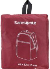 Travel Accessories Rucksack 40 cm Laptopfach Samsonite red