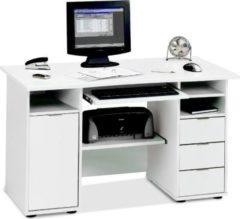 Cats Collection Schreibtisch weiß