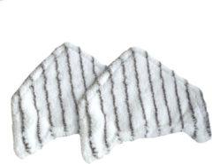 Grijze CT ComfortTrends Schoonmaakdoekjes 2 vervangdoekjes Voor de Multiflex wisser - Schoonmaak