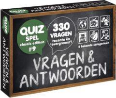 Puzzles & Games Vragen & Antwoorden #9 - Trivia Quiz en Aanvulset