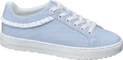 Graceland Sneaker in tessuto azzurro