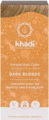 Gele Khadi Donkerblond - Haarverf - Haarkleuring - Biologisch - Henna