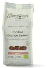 Simon Levelt Premium Organic Thee Rooibos Orange Lemon 110 gr