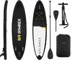 Gymrex Stand Up Paddle Board set - 145 kg - 335 x 79 x 15 cm