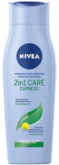 Nivea 2-in-1 Care Express Shampoo + Conditioner 250 ml