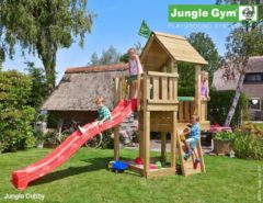Jungle Gym | Cubby | DeLuxe | Groen