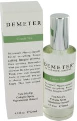 Demeter 120 ml - groen Tea Cologne Spray Damesparfum