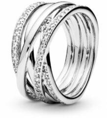Pandora 190919CZ Ring Sparkling zilver Maat 56