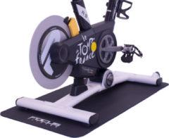 Zwarte Beschermmat Focus Fitness - Vloermat - 130 x 70 cm