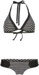 O'Neill Essentials Mould Halter Bikini Black Bikinis