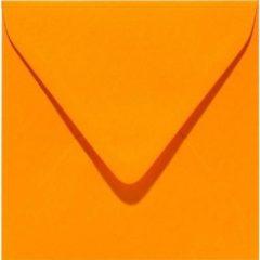 Papicolor Original Envelop Oranje 6 stuks 140 x 140 mm