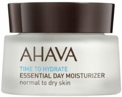 Ahava - Essential Day Moisturizer - Normale/Droge Huid - 50 ml