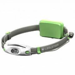Groene Ledlenser - Neo 4 - Hoofdlamp groen