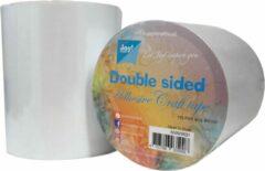 Joycrafts Joy!Crafts - Dubbelzijdig zelfklevend hobby tape 115 mm x 15 meter