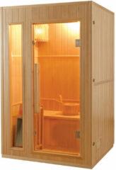 Maison Home Maison's Sauna - Sauna - Stoom sauna - Finse stoom sauna - 2 persoons - 190x120x110cm
