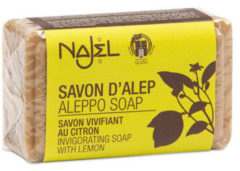 Najel Biologische Aleppo Olijfzeep Citroen Limoen