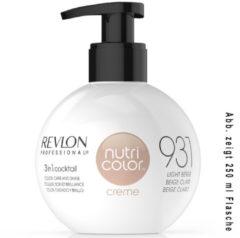 Revlon Professional Haarpflege Nutri Color Creme 931 Beige 50 ml