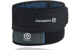 Grijze Rehband Power Line Back Support 7792-Maat XL: 90 - 100 cm