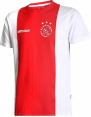 Rode Merkloos / Sans marque Ajax T-shirt Blanco Senior Katoenen-L