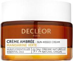 Decléor Decleor AROMESSENCE groen MANDARINE crème jour effet peau dorée 50 m