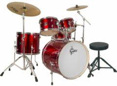 Gretsch Drums GE2-E605TK-WR GE2 Energy drumstel rood