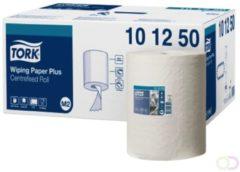 Tork Advanced M2 papier 2-laags wit 25cm x 160 meter - Doos 6 rol