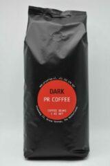 PR Coffee - Dark Roast koffiebonen 1 kg - Intensiteit 5/5