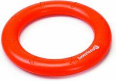 Beeztees Apportino Ring - Hondenspeelgoed - Oranje - 22 cm