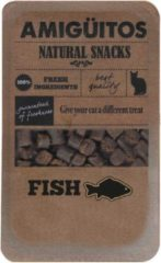 Amiguitos Cat Snack Fish - Kattensnack - 100 g