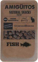 Amiguitos Cat Snack Fish - Kattensnack - 100 g