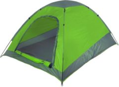 Camp-gear Tent - Festival - 2-persoons - Lime