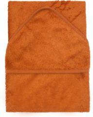 Oranje Timboo badcape - Inca Rust