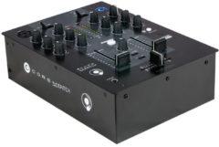 Zwarte Dap CORE Scratch 2-kanaals DJ-mixer